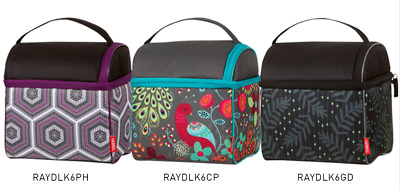 AU34.95 • Buy Thermos 2x Pack-in Compartment Insulated Lunch Bag Cooler Bag School Picnic Work
