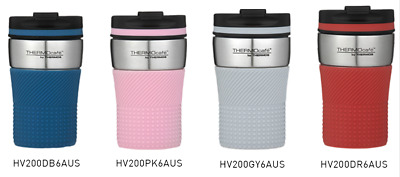 AU24.95 • Buy New THERMOS ThermocCafe 200ml Vacuum Insulated Travel Coffee Cup Mug Tumbler