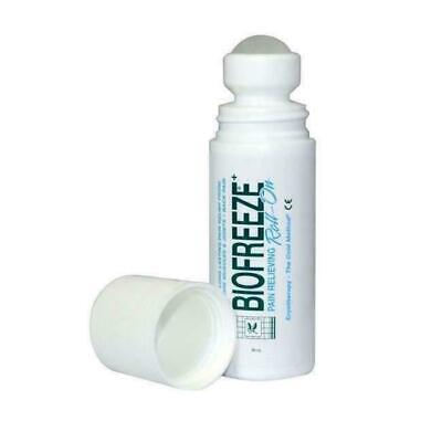 £12.99 • Buy Biofreeze 3oz Roll On Gel Stick Relieving Tube Pain Relief