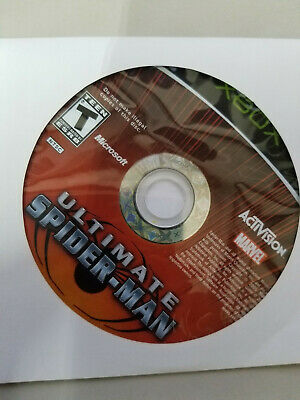 £8.50 • Buy XBOX Ultimate Spiderman Tested Disc Only