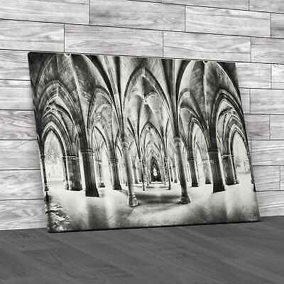 £18.95 • Buy Cloisters Of Glasgow University Canvas Print Large Picture Wall Art
