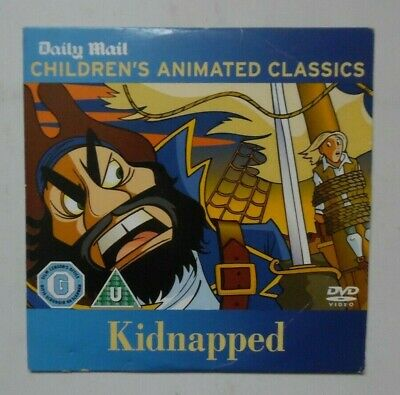 £1.30 • Buy Kidnapped Children's Animated Classics Daily Mail Dvd Promo Vgc Free P&p