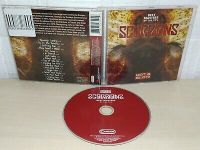 £3.20 • Buy Scorpions – Hot & Slow – Best Master Of The 70's – Cd