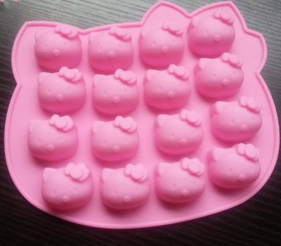£3.99 • Buy Hello Kitty Silicon Decoration,Mould For Birthday And Parties.