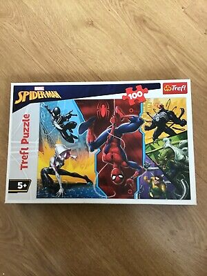 £4.99 • Buy Trefl Jigsaw Puzzle Marvel Spider-Man  100 Pieces 5+ - Complete