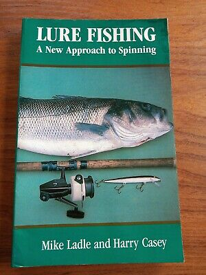 £6.99 • Buy Lure Fishing: A New Approach To Spinning By Casey, Harry Paperback Book The