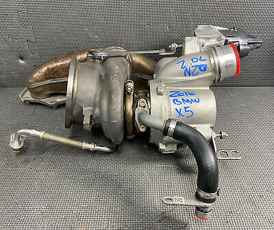 $ CDN619.26 • Buy ⭐️ Oem 12-16 Bmw 2.0l 4 Cyl X3 X5 F15 F30 F31 F22 N20 N26 Turbo Charger Manifold