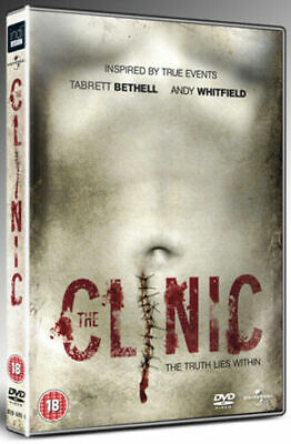 £1.79 • Buy The Clinic (DVD) (2011) Andy Whitfield
