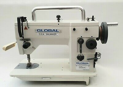 £664 • Buy Industrial SAILMAKER Sewing Machine & Motor. Leather, Canvas, Etc NEW From DSM