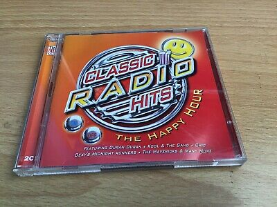 £12.50 • Buy Time Life: Classic Radio Hits THE HAPPY HOUR   2cd     *AS NEW*