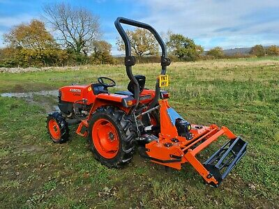 £1395 • Buy FarmMaster Power Harrow   Compact Tractor Attachments For Sale