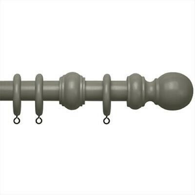 £22.99 • Buy 28mm Wooden Curtain Poles
