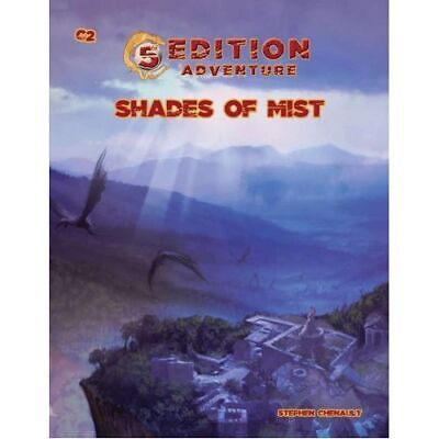 AU19.40 • Buy Dungeons & Dragons: 5th Edition Adventures: C2 - Shades Of Mist - Brand New