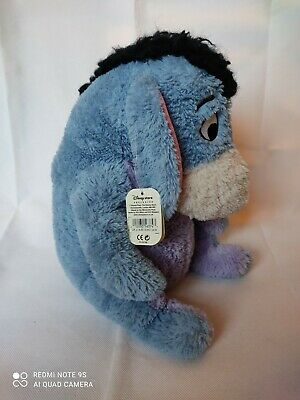 £6.99 • Buy Eeyore Medium Soft Toy Disney Store Official Plush Stamped With Tag