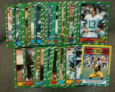 $0.99 • Buy 1986 Topps Football Cards Finish Your Set You U Pick From My List 200-396 +