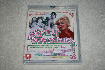 £14.49 • Buy Keep It Up Downstairs - Network Blu - Mary Come Play With Me Millington
