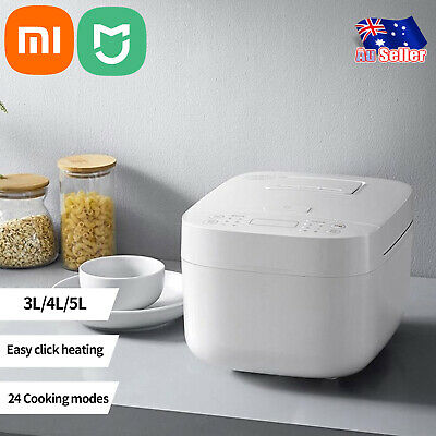 AU89.90 • Buy Xiaomi Mijia C1 3L/4L/5L Electric Rice Cooker Smart Kitchen Rice Cook Household