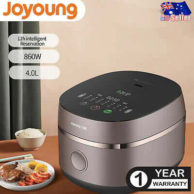 AU219.90 • Buy Joyoung Electric 4L Rice Cooker Smart Multi-Function Household Health Low Sugar