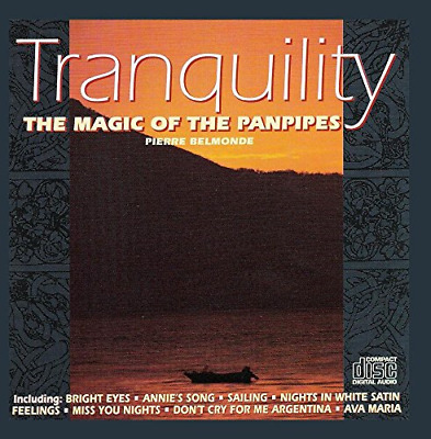 £2.28 • Buy Tranquility: The Magic Of The Panpipes - (CD) (1994)