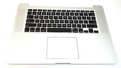$39.95 • Buy Apple Macbook Pro A1398 15  Mid 2015 Top Case A1618 Keyboard Trackpad 661-02536