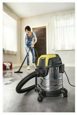 £54.99 • Buy Parkside Wet & Dry Vacuum Cleaner PWD 12 A1 1200w 12L 2M Suction Hose 🚨💥🔥🇩🇪