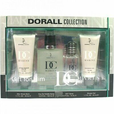 $18.02 • Buy Dorall Collection DC Marine For Him Gift Set - Perfect Christmas Present