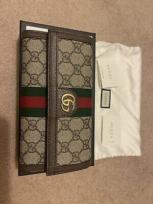 AU800 • Buy Gucci Ophidia GG Continental Wallet