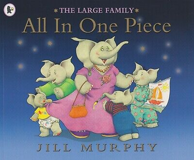 £3.99 • Buy All In One Piece *brand New* Free P&p The Large Family Jill Murphy Paperback