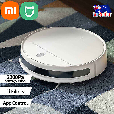 AU299.90 • Buy Xiaomi Robot Vacuum G1 Mopping Robotic Cleaner APP Control Mapping Automatic AU