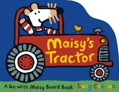 $4.13 • Buy Maisy's Tractor - Board Book By Cousins, Lucy - GOOD