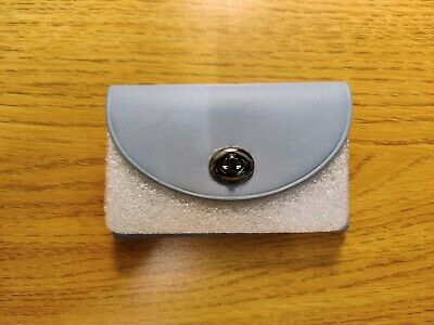 £30 • Buy Authentic Coach Leather Small Coin Purse Wallet Holder Bag Brand New And Unused