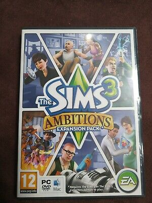£1 • Buy The Sims 3: Ambitions (PC: Mac, 2010)