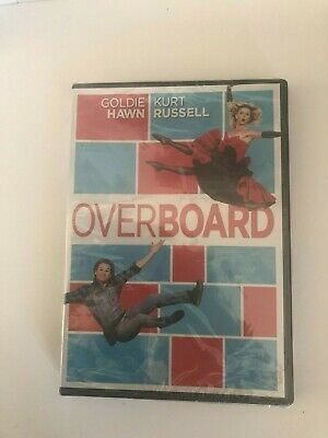 £7.08 • Buy OVERBOARD New DVD Goldie Hawn & Kurt Russell