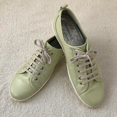 £20 • Buy MOSHULU - SOFT LEATHER CASUAL SHOES - LEATHER LINED - Size 6 - FAST REC POST
