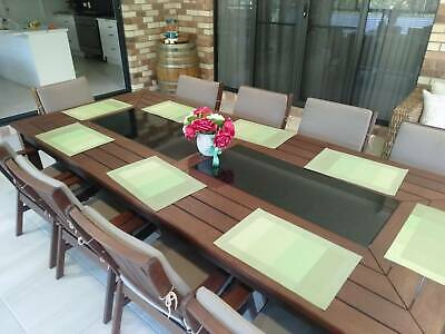 AU1800 • Buy Outdoor Setting Solid Timber