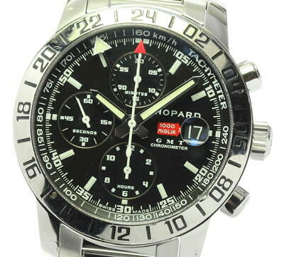 £2167.04 • Buy Chopard Mille Miglia 8992 GMT Chronograph Automatic Men's Watch_595042