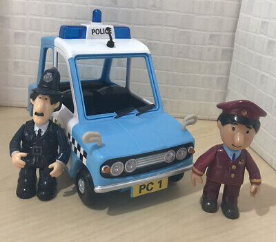 £8.50 • Buy Postman Pat Character Toy 💙 PC Selby & Police Car