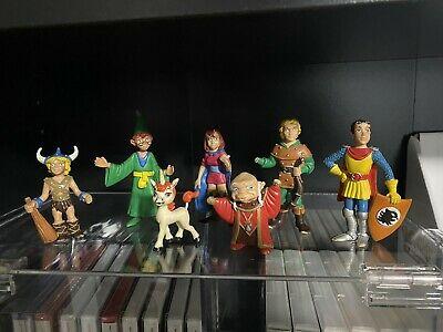 AU1333.96 • Buy Dungeons & Dragons Figures 1985 - Authentic - Hard To Find - Cartoons