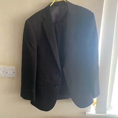 £12 • Buy Navy Taylor And Wright 36S Regular Fit Suit