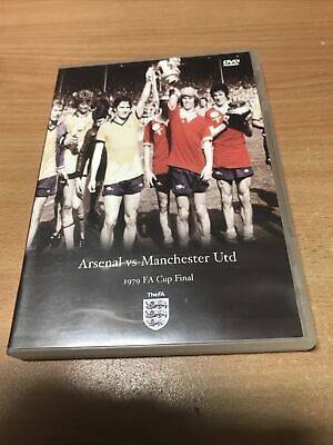 £3.99 • Buy FA Cup Final 1979 - Arsenal Vs Manchester United (DVD, 2004)