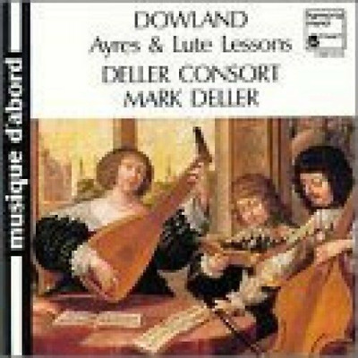 £5 • Buy Dowland: Ayres And Lute-lessons - VARIOUS (CD) (1989)