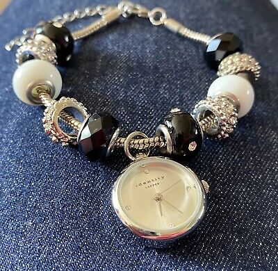 £4.99 • Buy Identity London Ladies Watch Charm And Bracelet (requires New Battery)