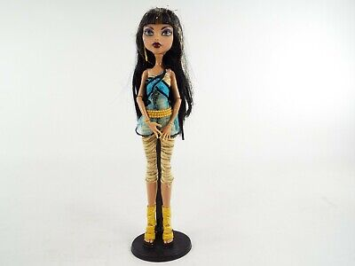 £28.31 • Buy Monster High Doll Cleo De Nile First 1st Wave Re-Release