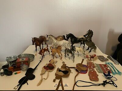 £89.99 • Buy Breyer Classic Horse And Accessories Bundle