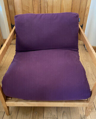 £140 • Buy Futon Company Single Chair Bed In Very Good Condition
