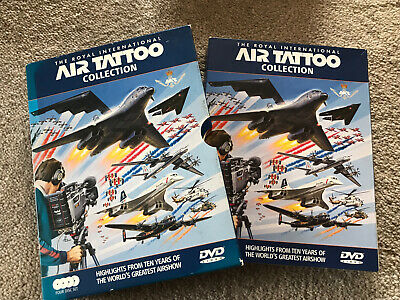 £18 • Buy The Royal International Air Tattoo Collection DVD Set