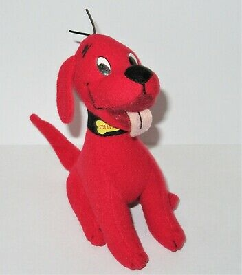 £6.95 • Buy Official Clifford The Big Red Dog Mcdonalds Happy Meal Plush 5  Soft Toy