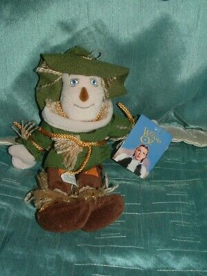 £12.99 • Buy The Wizard Of Oz  10  Scarecrow Beanie Plush Soft Toy Warner Bros 2002 Tagged