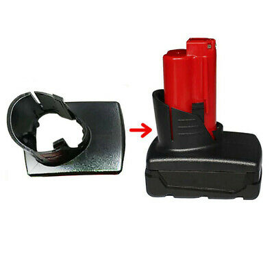 $ CDN8.33 • Buy Battery Plastic Case Top Replacement Parts For Milwaukee 48-11-2411 M12 Li-12v