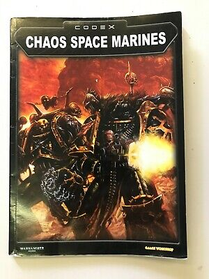 £6.99 • Buy Games Workshop Warhammer 40K: Chaos Space Marines Codex 3rd Edition Revised